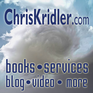 ChrisKridler.com, books, services, blog, photography, video and more - writer and photographer Chris Kridler's official presence on the Web
